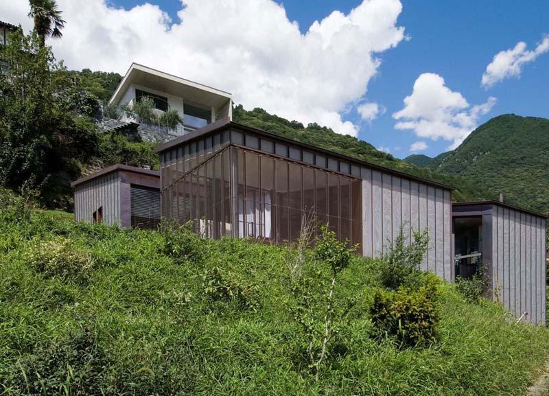 Una casa in ticino blog premio architettura for Costruire uno stimatore dei costi della casa