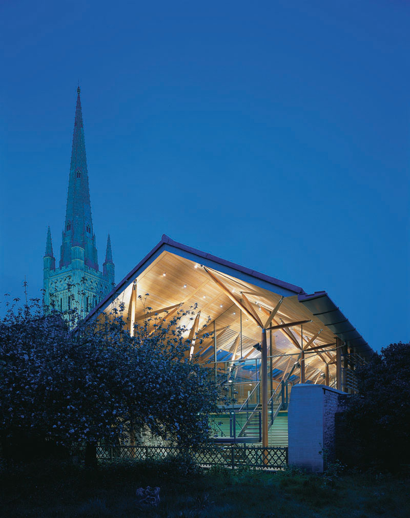 Tecnologie sostenibili nell antico blog premio architettura for Blog architettura