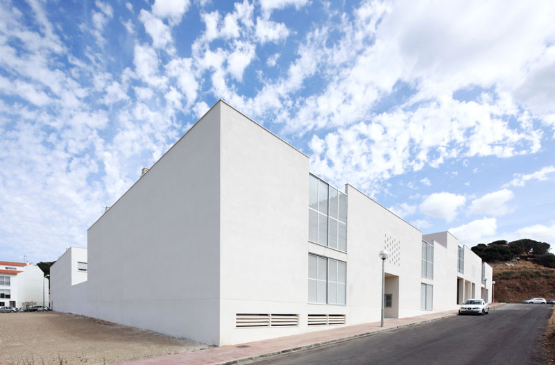 26 case a patio blog premio architettura for Case architettura